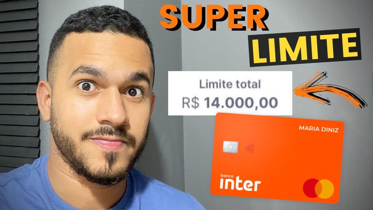 Banco Inter Liberou um SUPER Aumento de Limite no Cartão de Crédito!