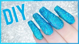 Testing a Sparkle & Co. Dip Nails Subscription Box