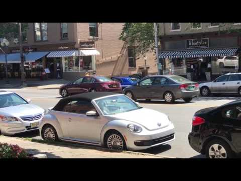 Pro street 69 Camaro cruising thru downtown Saratoga!