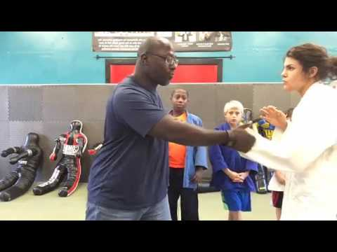 Dr. Rhadi Ferguson Discusses The Cats Paw Grip And Pistol Grip | IJF 2017 Judo