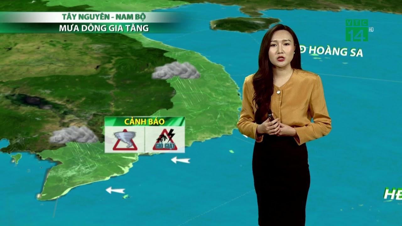 Thời tiết cuối ngày 26/04/2020  VTC14