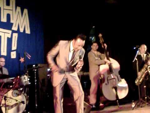 Bobby Brooks Hamilton, Reet petite Rhythm riot 2010