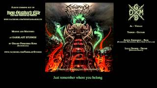 Abhorrent Castigation - Corrupted at Birth (Throne of Existential Abandonment) Resimi