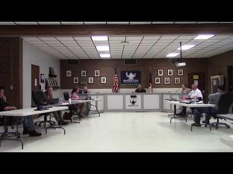 Randolph County School System Live Stream