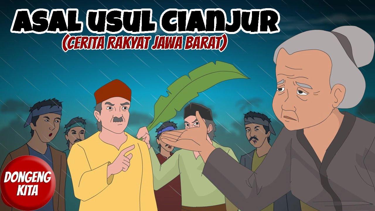 Download ASAL USUL CIANJUR ~ Cerita Rakyat Jawa Barat | Dongeng Kita