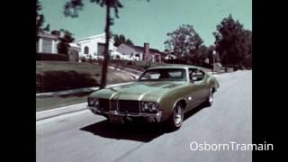 1971 Oldsmobile Cutlass S Commercial