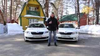 видео Новая Skoda Octavia 2012