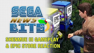 Shenmue III E3 Gameplay & Epic Store Exclusive Reaction