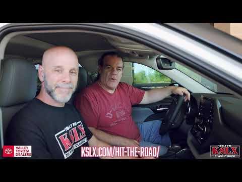 Hit The Road Highlander Giveaway - Valley Toyota Dealers & KSLX