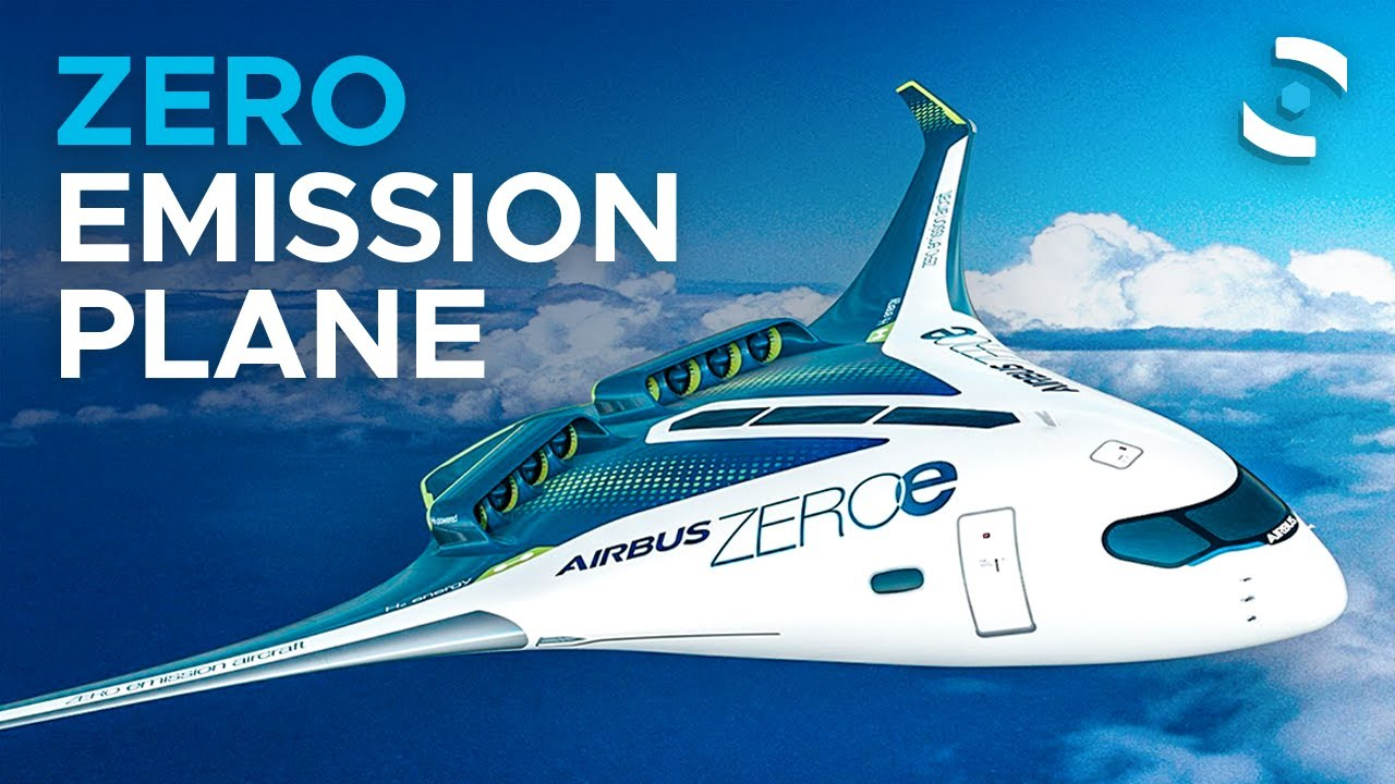 Is Airbus Hydrogen Zero-emission Plane The Future Of Aircraft?