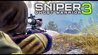 Sniper Ghost Warrior 3 Stealth Gameplay: The Sabotage