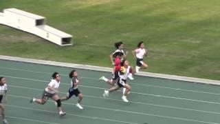 2011-2012九龍東區小學校際田徑比賽 下午場 60米1