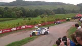 The Clash Of Heroes - Rallye De France Alsace - Octobre 2013
