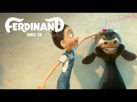 Ferdinand | Happy To Call This Home | 20th Century FOX
