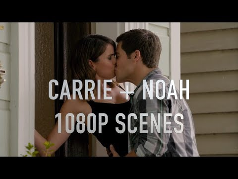 Carrie And Noah Scenes [1080p] [When We First Met]