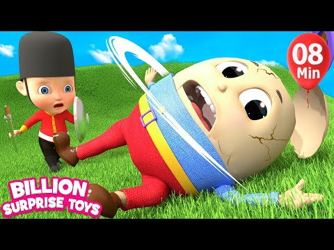 Nursery rhymes for Kids | BillionSurpriseToys