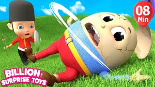 Nursery rhymes for Kids | BillionSurpriseToys