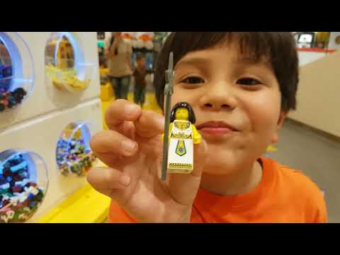 Dubai Marina Lego Store