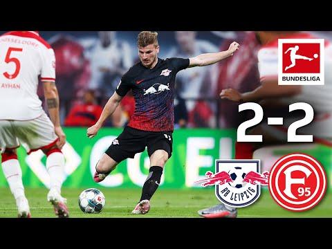 RB Leipzig Dusseldorf Goals And Highlights