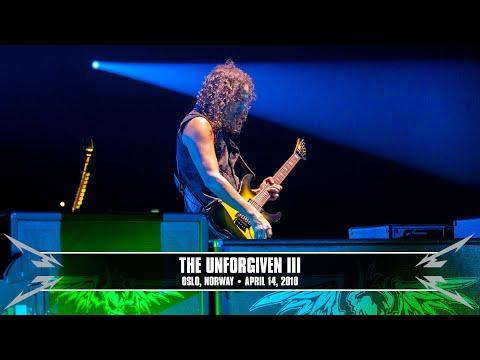 Metallica: The Unforgiven III (MetOnTour - Oslo, Norway - 2010) Thumbnail image