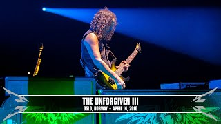 Metallica: The Unforgiven III (MetOnTour - Oslo, Norway - 2010)