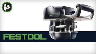 Gambar cover Getting Started with your Festool KA 65 Conturo Edge Bander