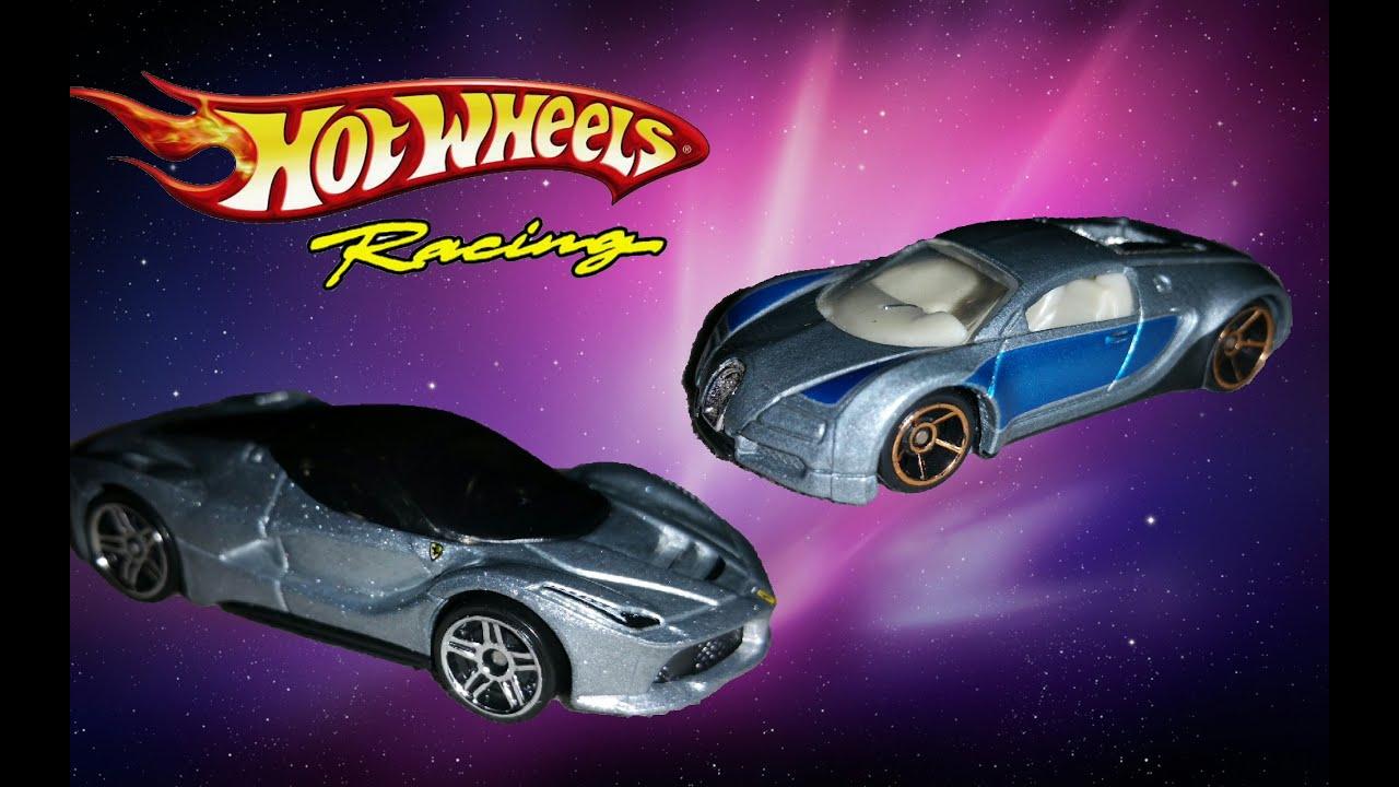 Nice ... Back Water Car 2014 Blue. Merveilleux Hot Wheels Racing: Bugatti Vs  Laferrari YouTube