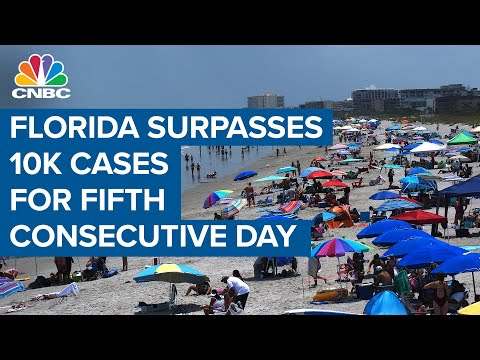 Florida-surpasses-10000-Covid-19-cases-for-fifth-consecutive-day