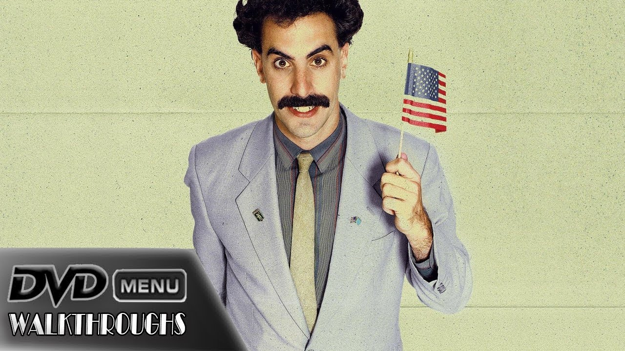 Download Borat: Cultural Learnings of America for Make Benefit Glorious Nation of Kazakhstan (2006, 07) DMW