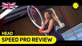 HEAD Graphene 360+ Speed PRO | Racket Review | Tennis-Point