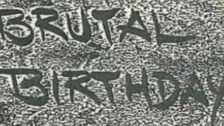 C.V. Massage - Brutal Birthday
