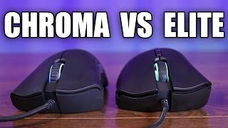 Razer Deathadder Elite VS Deathadder Chroma A Review and Comparison