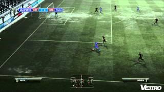 FIFA 12 CSKA Moscow vs Barcelona Part 2 (HD 1080p)