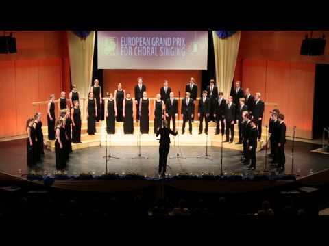 EUROPEAN GRAND PRIX FOR CHORAL SINGING 2014 - DEBRECEN, HUNGARY-STOCKHOLMS MUSIKGYMNASIUM