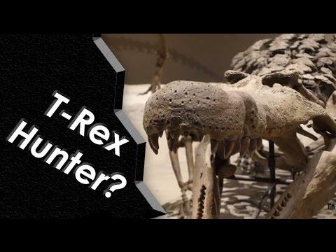 Deinosuchus, a Terror of a Gator