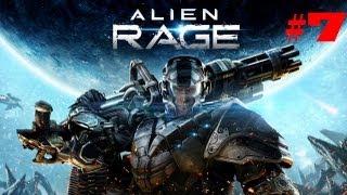 Alien Rage gameplay en español parte 7