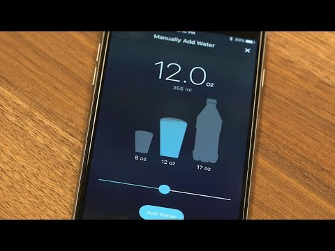 Track your food and drink intake with tech (Tech Minute)
