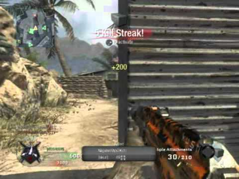 TymeTazee - Black Ops Game Clip