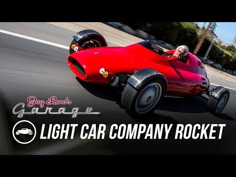 Light Car Company Rocket - Jay Leno's Garage