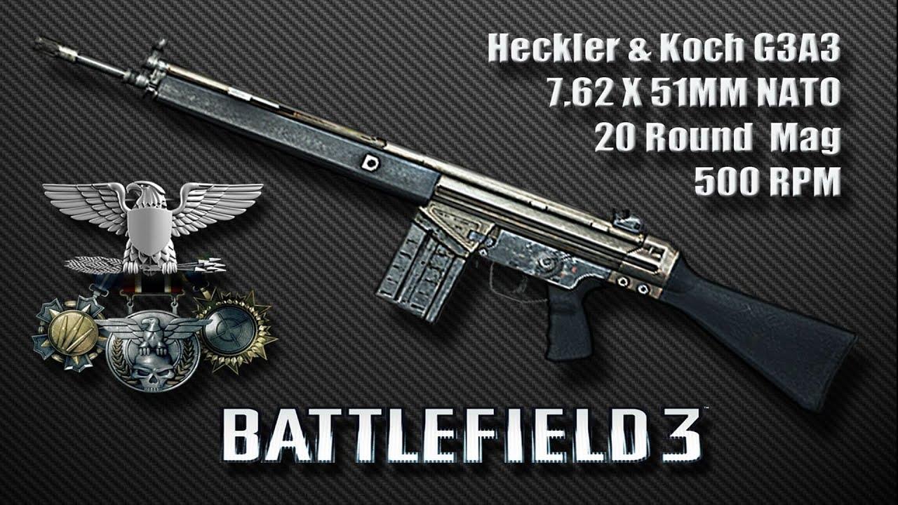 Battlefield 3- G3A3 65 Kill TDM - 276.0KB