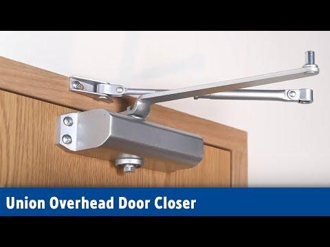 Union Overhead Door Closer | Screwfix