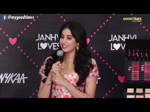 Jhanvi Kapoor Shares Her Beauty Secrets Mp3