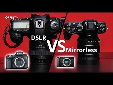 Photography Basics: DSLR vs Mirrorless Cameras - YouTube