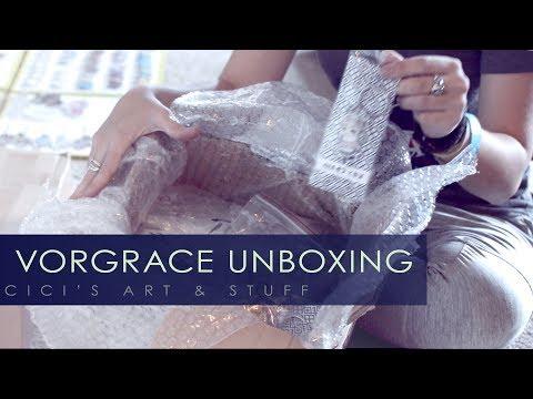Vorgrace Acrylic Charms Unboxing