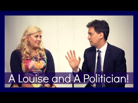 A Louise and A Politician | Sprinkle of Glitter