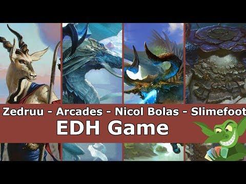 Zedruu vs Arcades