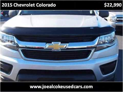 2015 chevrolet colorado used cars new bern nc youtube. Black Bedroom Furniture Sets. Home Design Ideas