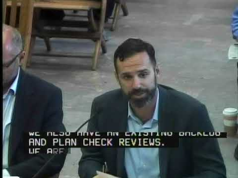 Improving planning department customer service (June 2017 Berkeley City Council)