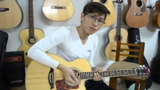 Hướng dẫn chỉnh cong cần đàn Guitar