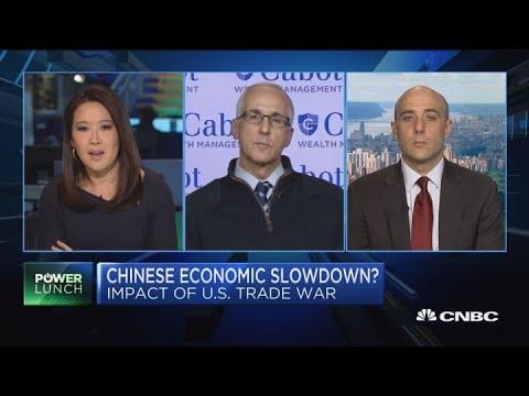 Parsing China's economic slowdown